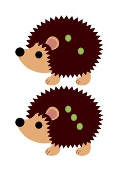Number Hedgehogs