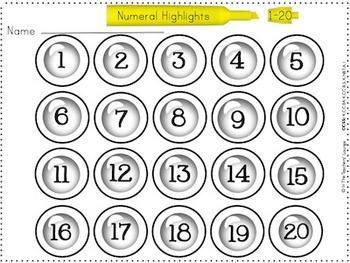 Number Highlights