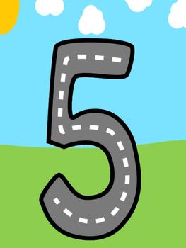 Number Highways 0-20