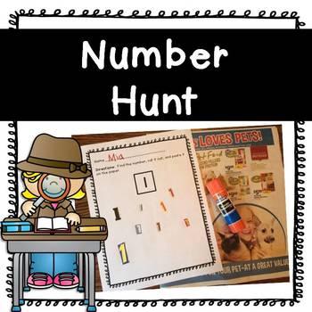 Number Hunt (1-50)