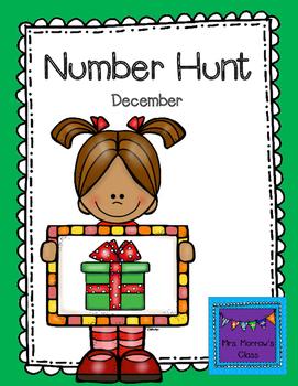 Number Hunt December