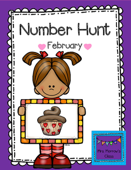 Number Hunt February