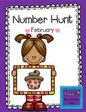 Number Hunt February