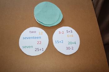 Number Hunt Flashcard Game