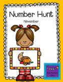 Number Hunt November