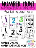 Number Hunt-Number Sense For Little Learners