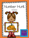 Number Hunt October