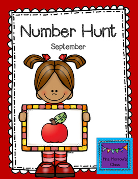 Number Hunt September