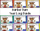 Number Hunt - Year Long Bundle