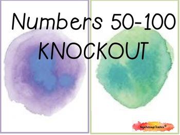 Number I.D. Knockout- 50-100