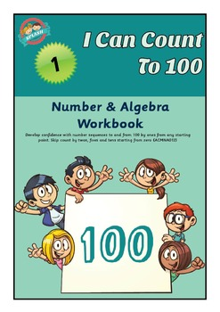 Number: I can count to 100 Maths Workbook