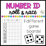 Number ID (0-19) Roll & Race
