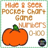 Number Identification 0-100 Game - Pumpkins