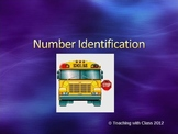 Number Identification 1-20