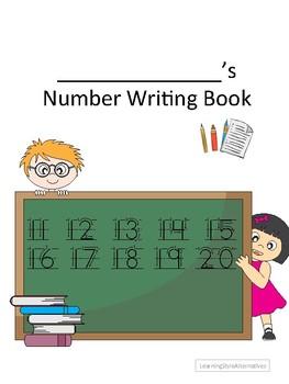 Number Identification 11- 20