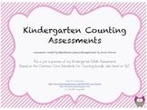 Number Identification Assessment