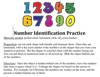 Number Identification Center