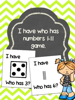 Number Identification Game