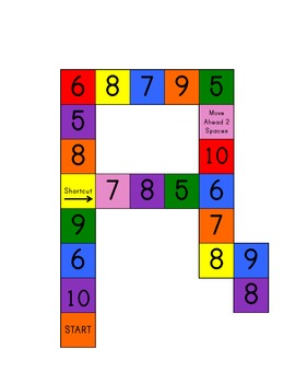 Number Identification Game 5-10
