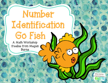 Number Identification Go Fish
