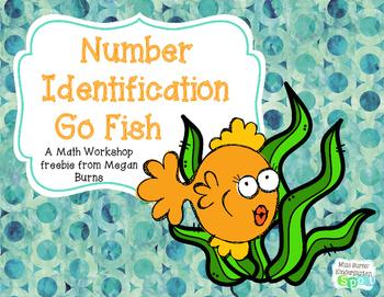 Number Identification Go Fish