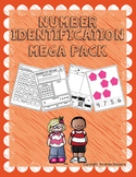 Number Identification Mega Pack