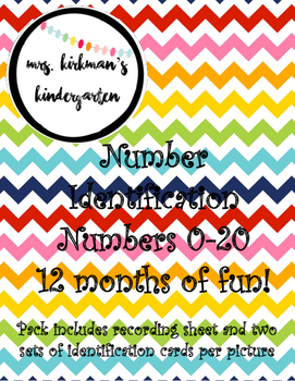 Number Identification Pack