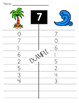 Number Island Decomposing Game
