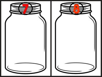Number Jars