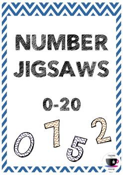 Number Jigsaws 0-20