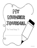 Number Journal 0-30