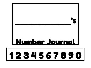 Number Journal
