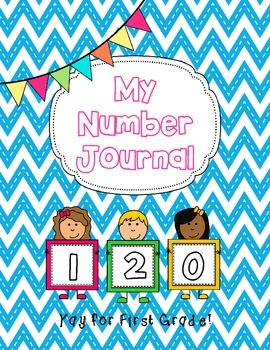 Number Journal to 120