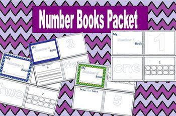Number Journals (1-10)