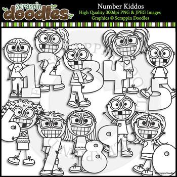 Number Kiddos