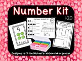 Number Kit 0-20