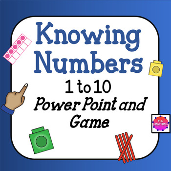 Number Knowledge 1 to 10 - Fun Creatives