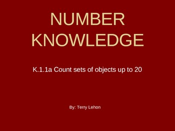Number Knowledge