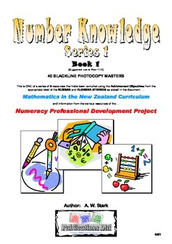 Number Knowledge - Book 1 FREE Sample Worksheets