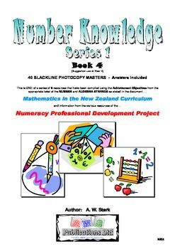 Number Knowledge - Book 4