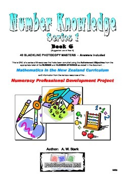 Number Knowledge - Book 6 FREE Sample Worksheets