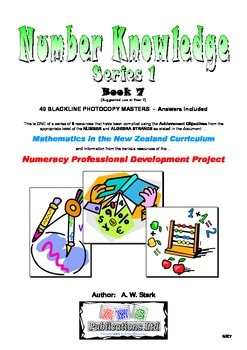 Number Knowledge - Book 7 FREE Sample Worksheets