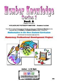 Number Knowledge - Book 8 FREE Sample Worksheets