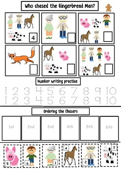 Number Knowledge - Counting, ordering, recognising and writing (Year 1/2)