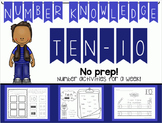 Number Knowledge: Number 10 (NO PREP!)