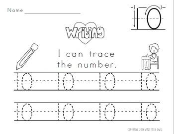 Number Knowledge: Number 10 (NO PREP!)