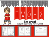 Number Knowledge: Number 2 (NO PREP!)