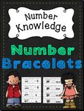 Number Knowledge: Number Bracelets