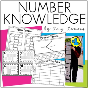 Number Knowledge {Place Value and Comparing/Ordering Numbers}