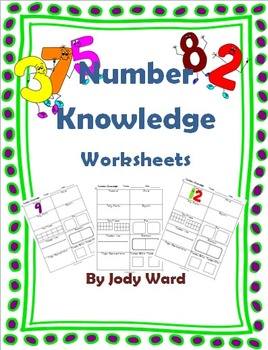Number Knowledge Worksheets